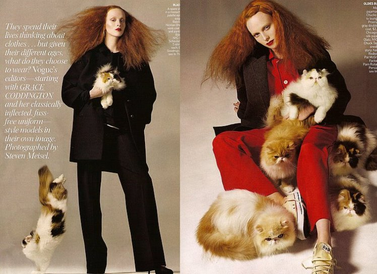 Grace Coddington Vogue Paris 2
